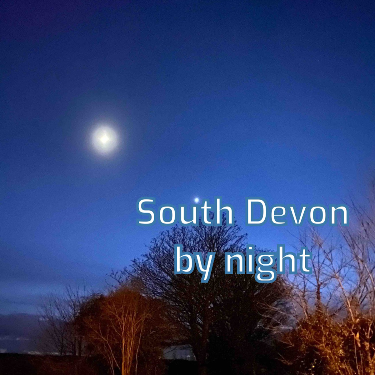 South Devon by Night